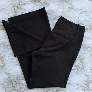Calvin Klein Black career trouser pants